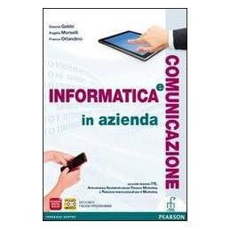 INFORMATICA E COMUNICAZIONE IN AZIENDA