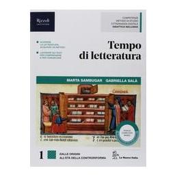 tempo-di-letteratura--libro-misto-con-hub-libro-young-vol-1--laborat-di-metodo--testi-e-linguag