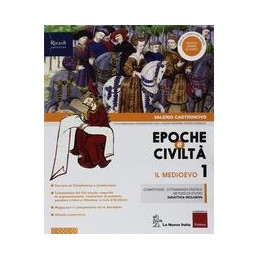 epoche-e-civilta--libro-misto-con-hub-libro-young-vol-1--quad--hub-young--hub-kit