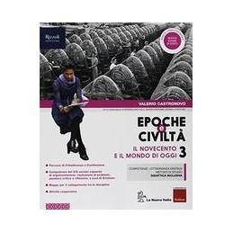 epoche-e-civilta--libro-misto-con-hub-libro-young-vol-3--quad--hub-young--hub-kit