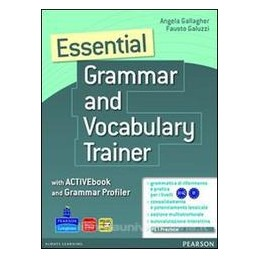 ESSENTIAL GRAMMAR AND VOCABULARY TRAINER