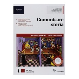 comunicare-storia--libro-misto-con-hub-libro-young-vol-1--hub-young--hub-kit