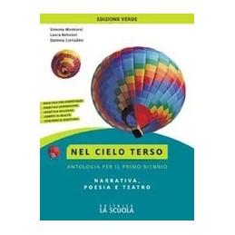 nel-cielo-terso-ed-verde-prof--volume-unico-corso-di-antologia-per-il-biennio-professionale