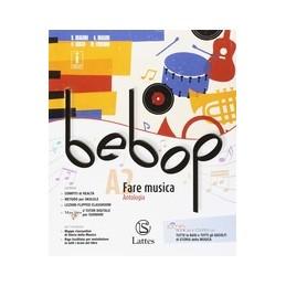 bebop-vol-a1-con--dvda2spartiti-medley-a1-fare-musica-a2-fare-musica