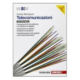 TELECOMUNICAZIONI PER INFORMATICA 1 +PDF