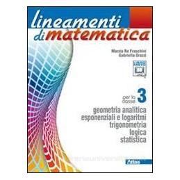 LINEAMENTI DI MATEMATICA X 3