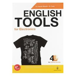 ENGLISH TOOLS FOR ELECTRONICS +BASIC +CD