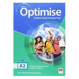 optimise-a2--italy-pack-students-book-premium-packkey--ebook--orkbookkey
