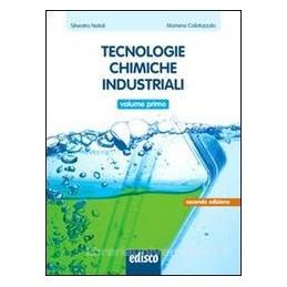 TECNOLOGIE CHIMICHE INDUSTRIALI  1 X 3