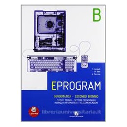 EPROGRAM A+B X 3,4 IT INFO.TELEC.