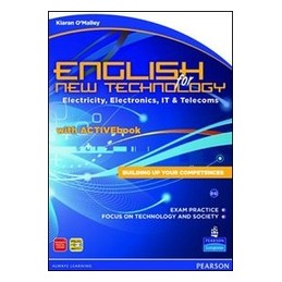 ENGLISH FOR NEW TECHNOLOGY +ACTIVEBOOK