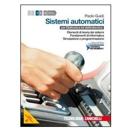 SISTEMI AUTOMATICI 1 +CD ROM +PDF