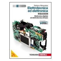 ELETTROTECNICA ED ELETTRONICA 1 +CD ROM