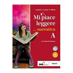 mi-piace-leggere-volume-a--volume-d--invalsi-ita-con-cd-rom--ebook-volume-a-narrativa--volume-d