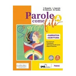 parole-come-fili-volume-a--grammatica--invalsiita-con-cd-rom--ebook