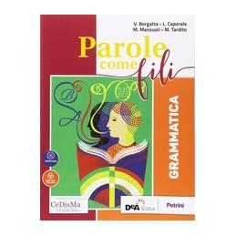 parole-come-fili--grammatica--invalsiita-con-cd-rom--ebook