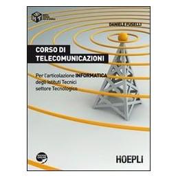 CORSO DI TELECOMUNICAZIONI X 3,4