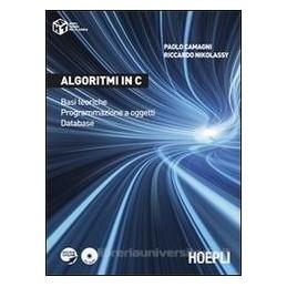 ALGORITMI IN C +CD ROM