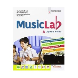 music-lab-a-b--quaderno--dvd-1--dvd-2