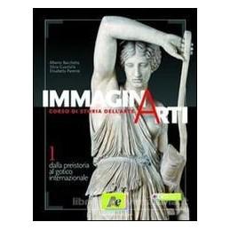 IMMAGINARTI 1  PREISTORIA GOTICO INTERN.