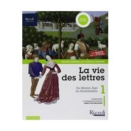 vie-des-lettres-la--libro-misto-con-hub-libro-young-vol-1--cartes-heuristiques--dvd--hub-youn