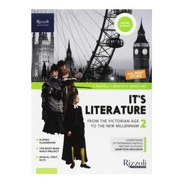 its-literature--libro-misto-con-hub-libro-young-vol-2--map-store-2--dvd--hub-young--hub-kit