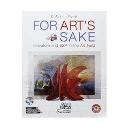 for-arts-sake--cd-audio-literature-and-esp-in-the-art-field