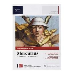 mercurius-letteratura-e-lingua-latina--libro-misto-con-hub-libro-young-vol-1--hub-young--hub-ki