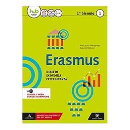 erasmus--diritto-economia-cittadinanza-volume-1--ed2018