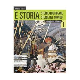 e-storia-1--atlante-geostorico-e-del-mondo-contemporaneo-dalleta-feudale-al-seicento