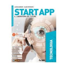 start-app--il-laboratorio-del-futuro--pack-5-tomi-tecnologiadvdquad-saperi-basedisegno-progl