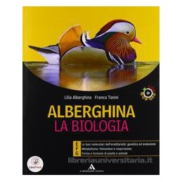 ALBERGHINA LA BIOLOGIA EFG +DVD