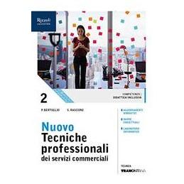 nuovo-tecniche-professionali-dei-servizi-commerciali--libro-misto-con-hub-li-vol-2--hub-young--h