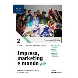 impresa-marketing-e-mondo-piu--libro-misto-con-hub-libro-young-vol-2--hub-young--hub-kit