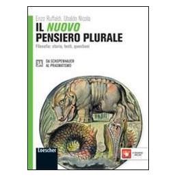 NUOVO PENSIERO PLURALE 3A+3B +FILOS.OGGI