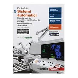 sistemi-automatici-2ed-3--per-elettronica-elettrotecnica-automaz-ld-sist-controllo-acquisiz