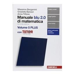manuale-blu-20-di-matematica-2ed--volume-5-plus-con-tutor-ldm