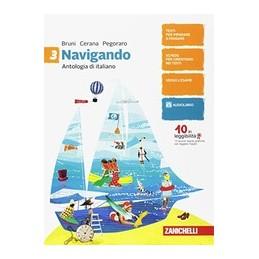 navigando--volume-3-ld-antologia-di-italiano