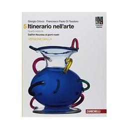 itinerario-nellarte-4a-edizione-versione-gialla--volume-5-con-museo-ldm-dallart-nouveau-ai-gior