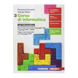 corso-di-informatica-2ed--per-informatica-volume-3-ld-basi-dati-relazionali-e-sql-xml-e-json
