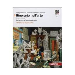 itinerario-nellarte-4a-edizione-versione-arancione--vol-4-con-museo-ldm-dal-barocco-al-postimpr