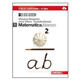 MATEMATICA BIANCO 1 +EBOOK