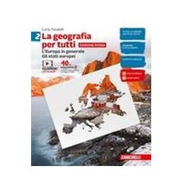 geografia-per-tutti-la--edizione-rossa---volume-2-ldm-leuropa-in-generale-gli-stati-europei