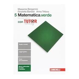 matematicaverde-2ed--volume-5-con-tutor-ldm