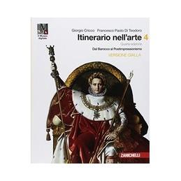 itinerario-nellarte-4a-edizione-versione-gialla--volume-4-con-museo-ldm-dal-barocco-al-postimpre