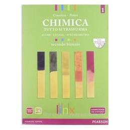 CHIMICA TUTTO SI TRASFORMA 1 X 3 +DVD