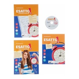 esatto-volume-3--quaderno-operativo-3--prontuario-3--easy-ebook-su-dvd--ebook