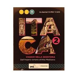 itaca--volume-2--atlante-2--ebook-dallimpero-romano-allalto-medioevo