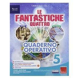 fantastiche-quattro-le-classe-5--tomo-antropologico--quaderno