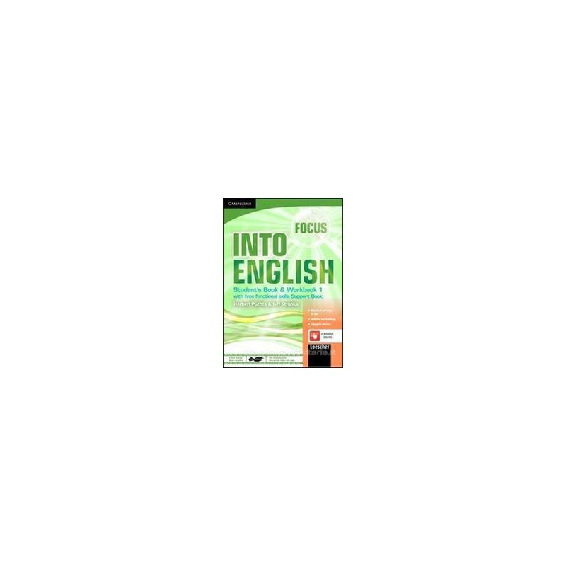 FOCUS INTO ENGLISH 1 +CD +DVD
